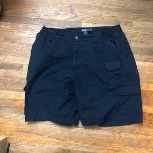 5.11 Tactical Series Men's Blue Cargo Shorts
